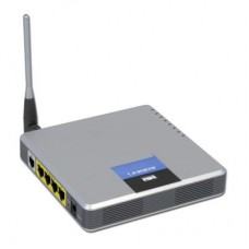 Modem Router Linksys WAG200G Wireless